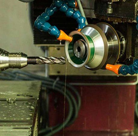 diamond grinding wheel for tungsten carbide tools