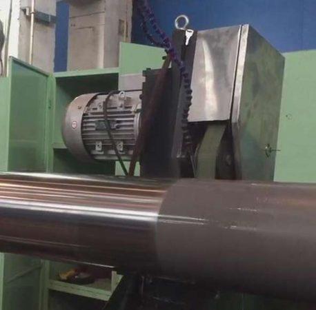 diamond sanding abrasive belt for grinding Thermal Spray Roller