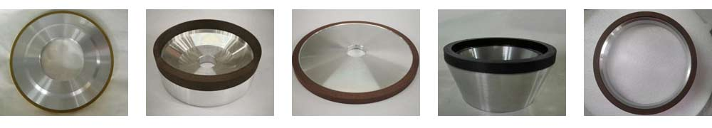 resin bonded diamond grinding wheel for tungsten carbide tools