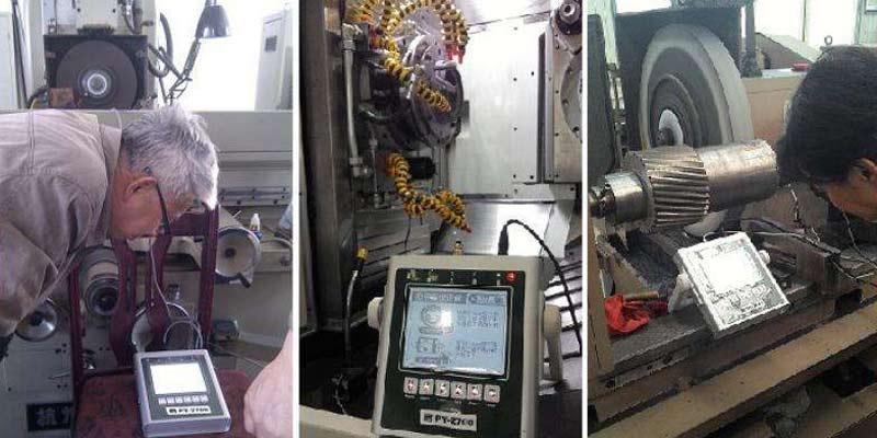 Comprehensive imbalance: grinding wheel